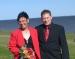 Hochzeitspaar Alexandra und Robert Hager - 2009