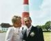 Hochzeitspaar Anka-Maria und Stefan Leisner - 2005