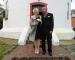 Hochzeitspaar Carola Barthen-Schirmer und Uwe Schirmer