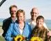 Hochzeitspaar Dagmar Schmitt, Thomas Croessmann, Petra Degen, und Horst Klenner - 2009