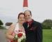 Hochzeitspaar Diane und Benjamin Bartke - 2010