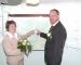 Hochzeitspaar Angelika Meißner und Dietmar - 2008
