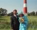 Hochzeitspaar Edith Rittmann und Ralf Neubeck - 2005