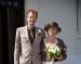 Hochzeitspaar Effi Poche und Gerd Nommsen - 2009