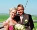 Hochzeitspaar  Hartmut und Simone Lorenz - 2006