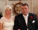 Hochzeitspaar Ines Hesse-Schwarz und Heinz Schwarz