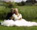 Hochzeitspaar Jan und Stefanie Fuhlrott - 2006