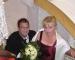 Hochzeitspaar Joachim und Kathrin Opitz - 2007