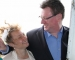 Leuchtturm Hochzeiten Pellworm - Hochzeitspaar Mario und Anja Landa (2013)