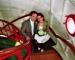 Hochzeitspaar Marion und Olaf Seidel - 2007