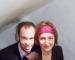 Hochzeitspaar Melanie und Markus Laudon aus Vellmas - 2005