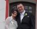 Hochzeitspaar Melanie und Michael Meyer - 2012