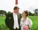 Hochzeitspaar Natalie und Frank Wedemeyer - 2008