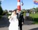 Hochzeitspaar Victoria und Bernd Schiffer - 2010