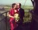 Hochzeitspaar Uwe und Karin Harsch aus Kiel - 2005